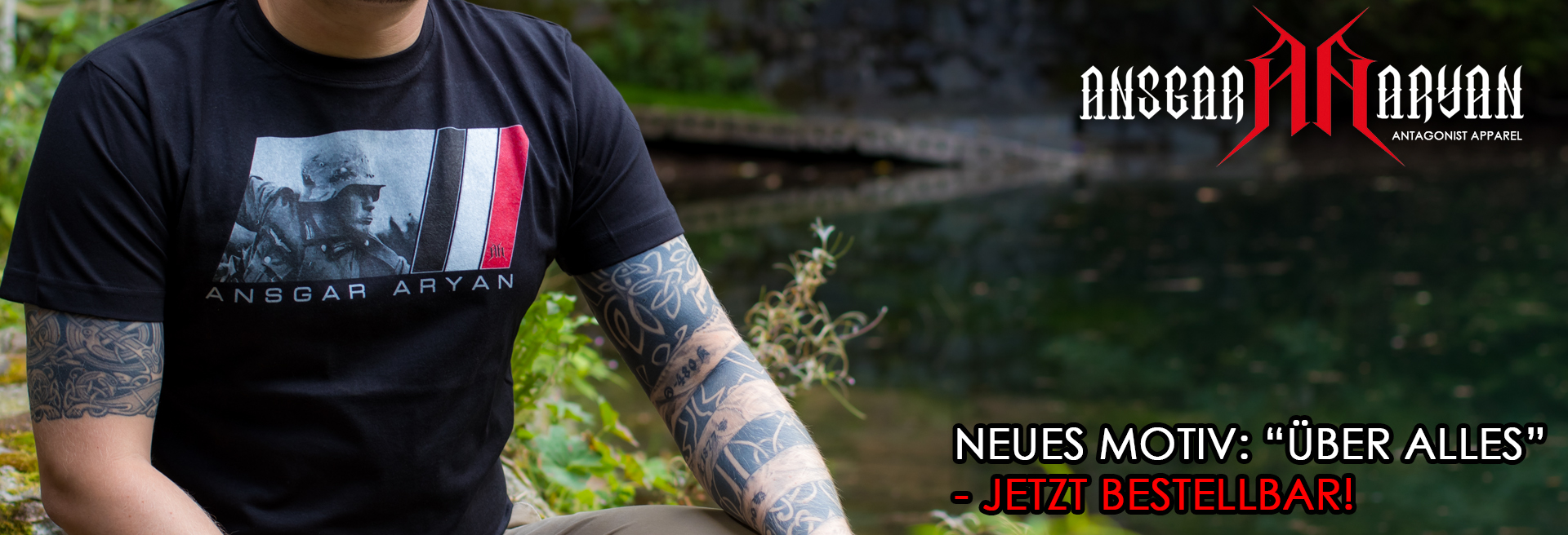 T-Shirt: Ueber Alles
