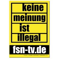 FSN-Aufkleber