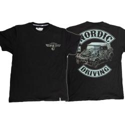 Nordic Driving - schwarz TS