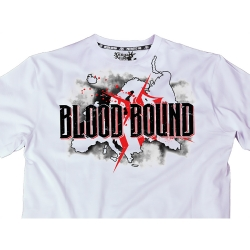 Blood Bound - weiß TS