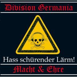 Division Germania & Macht und Ehre - Hass schürrender Lärm-