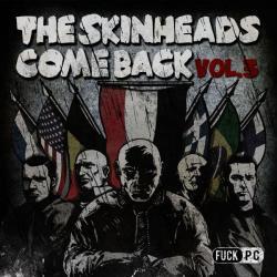 The Skinheads come back Vol.3- Sampler