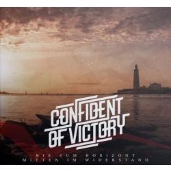 Confident of Victory -Bis zum Horizont / Mitten im Widerstand- Doppel CD