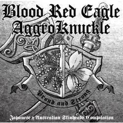 Aggroknuckle & Blood Red Eagle-