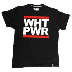 WHT PWR (Premium) schwarz TS